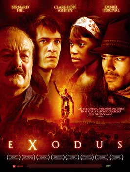 Exodus - 11 x 17 Movie Poster - Style A