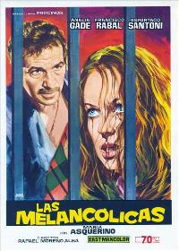Exorcism's Daughter - 43 x 62 Movie Poster - Spanish Style A