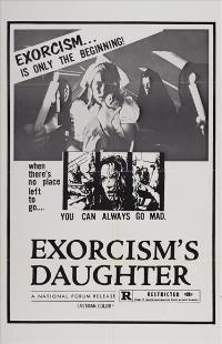 Exorcism's Daughter - 11 x 17 Movie Poster - Style A