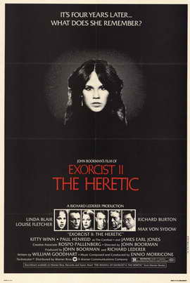Exorcist 2: The Heretic - 11 x 17 Movie Poster - Style A