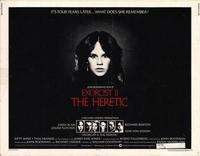 Exorcist 2: The Heretic - 11 x 14 Movie Poster - Style A