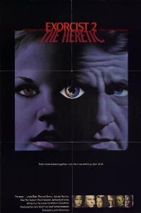 Exorcist 2: The Heretic - 11 x 17 Movie Poster - Style B