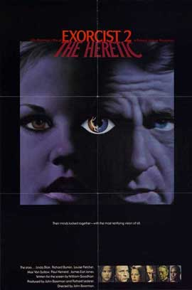 Exorcist 2: The Heretic - 27 x 40 Movie Poster - Style B