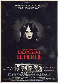 Exorcist 2: The Heretic - 27 x 40 Movie Poster - Spanish Style A