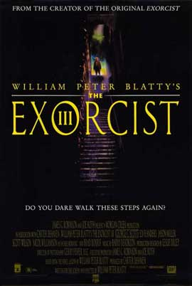 Exorcist 3: Legion - 11 x 17 Movie Poster - Style A