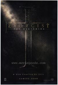 Exorcist: The Beginning - 27 x 40 Movie Poster - Style A