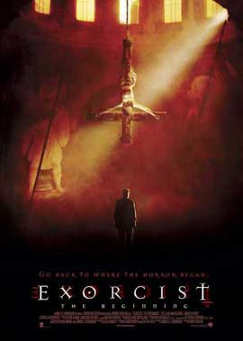 Exorcist: The Beginning - 27 x 40 Movie Poster - Style C