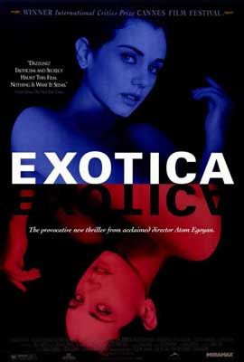 Exotica - 27 x 40 Movie Poster - Style B