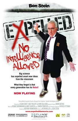 Expelled: No Intelligence Allowed - 11 x 17 Movie Poster - Style A