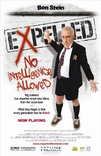Expelled: No Intelligence Allowed - 43 x 62 Movie Poster - Bus Shelter Style A