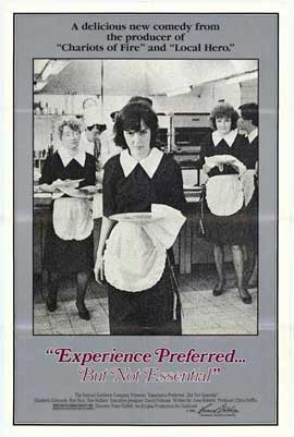 Experience Preferred. . . But Not Essential - 27 x 40 Movie Poster - Style A