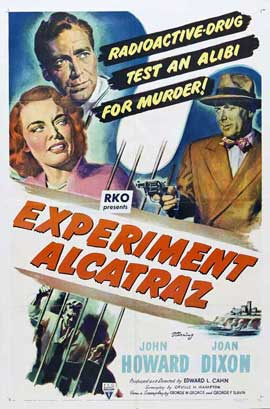 Experiment Alcatraz - 11 x 17 Movie Poster - Style A