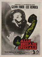 Experiment in Terror - 11 x 17 Movie Poster - French Style A