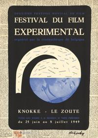 Experimental Film Festival - 11 x 17 Movie Poster - Belgian Style A