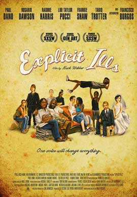 Explicit Ills - 27 x 40 Movie Poster - Style A