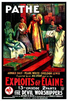 Exploits of Elaine - 27 x 40 Movie Poster - Style A