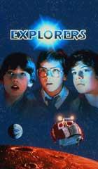 Explorers - 11 x 17 Movie Poster - Style B