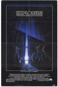 Explorers - 43 x 62 Movie Poster - Bus Shelter Style A