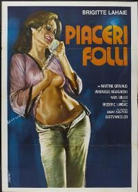 Exquisite Pleasure - 11 x 17 Movie Poster - Italian Style A