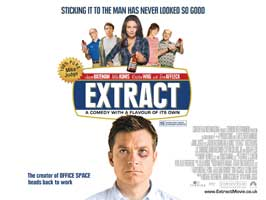 Extract - 30 x 40 Movie Poster UK - Style A