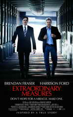 Extraordinary Measures - 11 x 17 Movie Poster - Style B