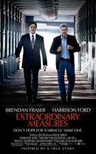 Extraordinary Measures - 27 x 40 Movie Poster - Style A
