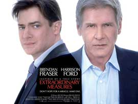 Extraordinary Measures - 11 x 17 Movie Poster - UK Style A