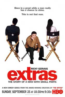 Extras - 27 x 40 Movie Poster - Style B