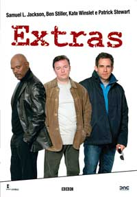 Extras - 11 x 17 TV Poster - Style C