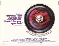 Extreme Close-up - 11 x 14 Movie Poster - Style A