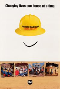 Extreme Makeover: Home Edition - 27 x 40 TV Poster - Style A