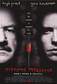 Extreme Measures - 27 x 40 Movie Poster - Style A