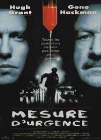 Extreme Measures - 11 x 17 Movie Poster - French Style A