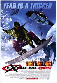 Extreme Ops - 11 x 17 Movie Poster - Style A