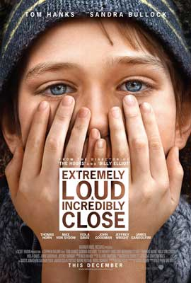 Extremely Loud and Incredibly Close - 11 x 17 Movie Poster - Style A
