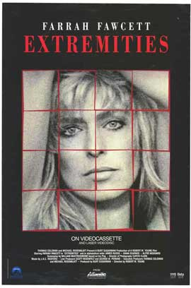 Extremities - 11 x 17 Movie Poster - Style B