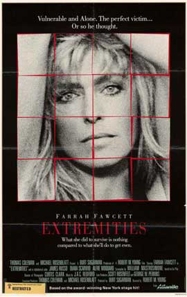 Extremities - 27 x 40 Movie Poster - Style A