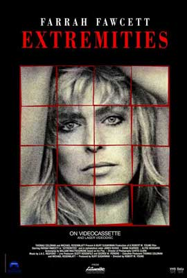 Extremities - 27 x 40 Movie Poster - Style B