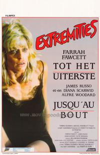 Extremities - 27 x 40 Movie Poster - Belgian Style A