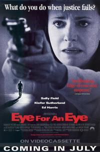 An Eye for an Eye - 11 x 17 Movie Poster - Style A