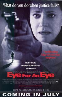 An Eye for an Eye - 27 x 40 Movie Poster - Style A