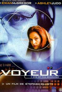 Eye of the Beholder - 11 x 17 Movie Poster - French Style A