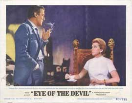 Eye of the Devil - 11 x 14 Movie Poster - Style A