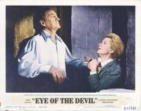 Eye of the Devil - 11 x 14 Movie Poster - Style B