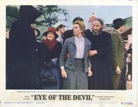 Eye of the Devil - 11 x 14 Movie Poster - Style D