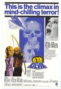 Eye of the Devil - 11 x 17 Movie Poster - Style B
