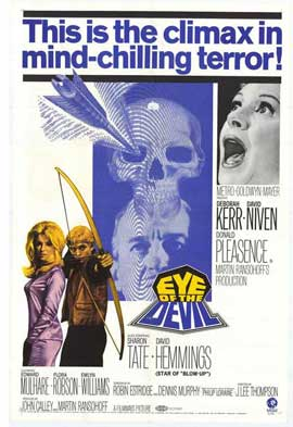 Eye of the Devil - 27 x 40 Movie Poster - Style B