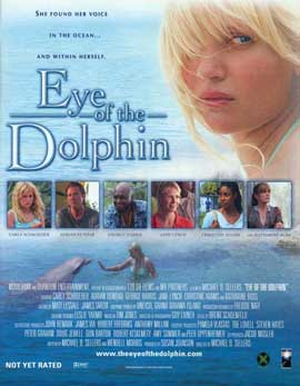 Eye of the Dolphin - 11 x 14 Movie Poster - Style A