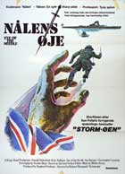 Eye of the Needle - 27 x 40 Movie Poster - Danish Style A