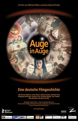 Eye to Eye: All About German Film... - 11 x 17 Movie Poster - German Style A